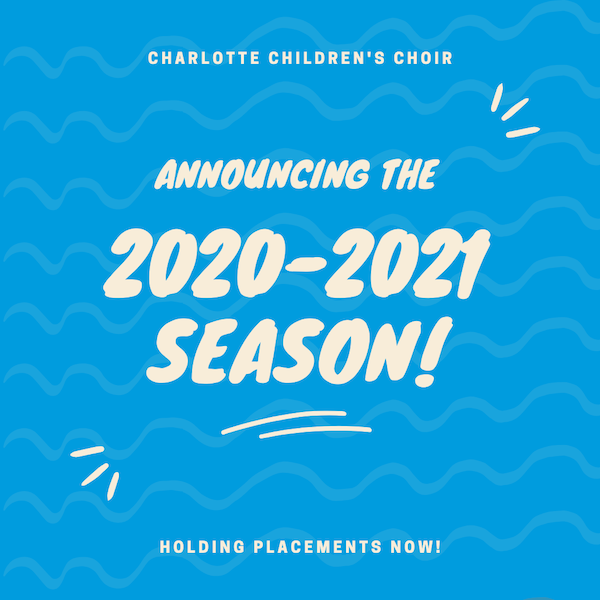 Announcing 2020-21